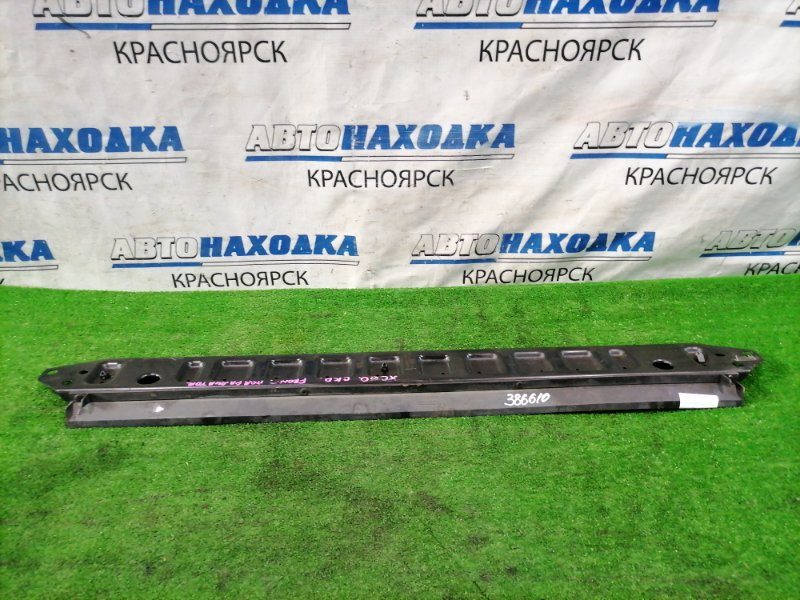 Рамка радиатора Volvo Xc60 DZ44 B4204T6 2008 передняя нижняя нижняя часть