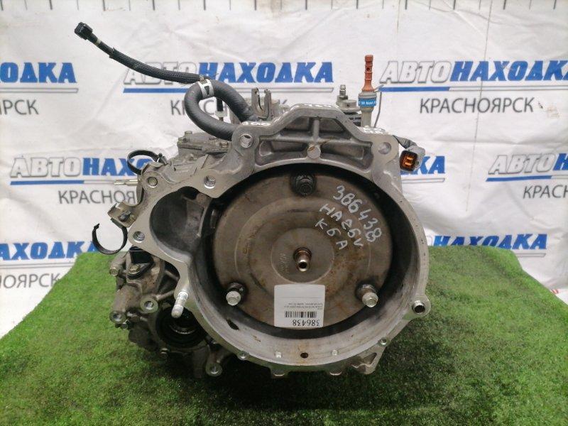 Акпп Suzuki Alto HA25V K6A 2009 Простой автомат, пробег 52 т.км.