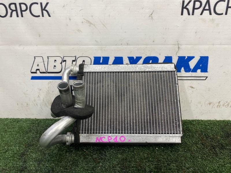 Радиатор печки Toyota Vitz NCP10 2NZ-FE 1999 ХТС, пробег 33 т.км.