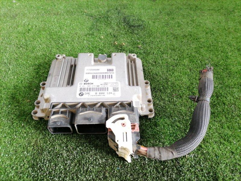 Компьютер Mini Countryman R60 N16B16A 2010 0261S08678, 77208588 блок управления ДВС