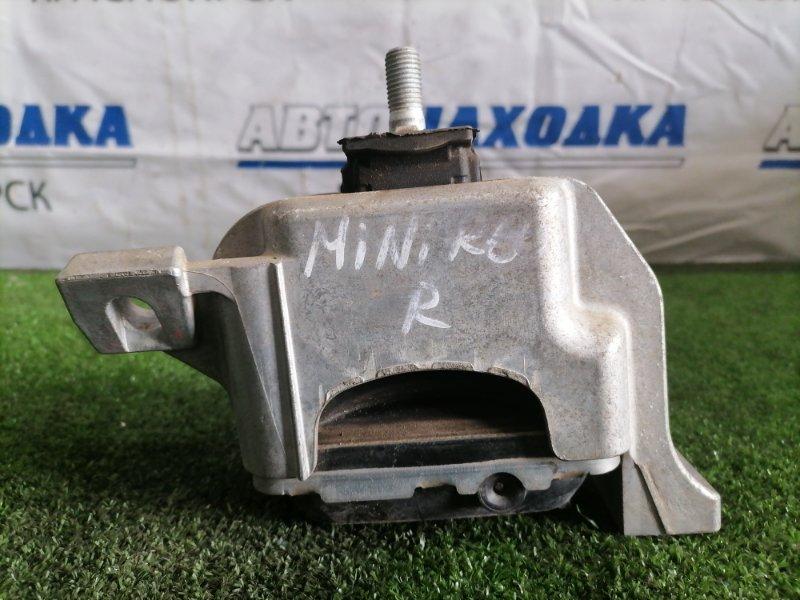 Подушка двигателя Mini Countryman R60 N16B16A 2010 передняя правая правая, пробег 53 т.км.