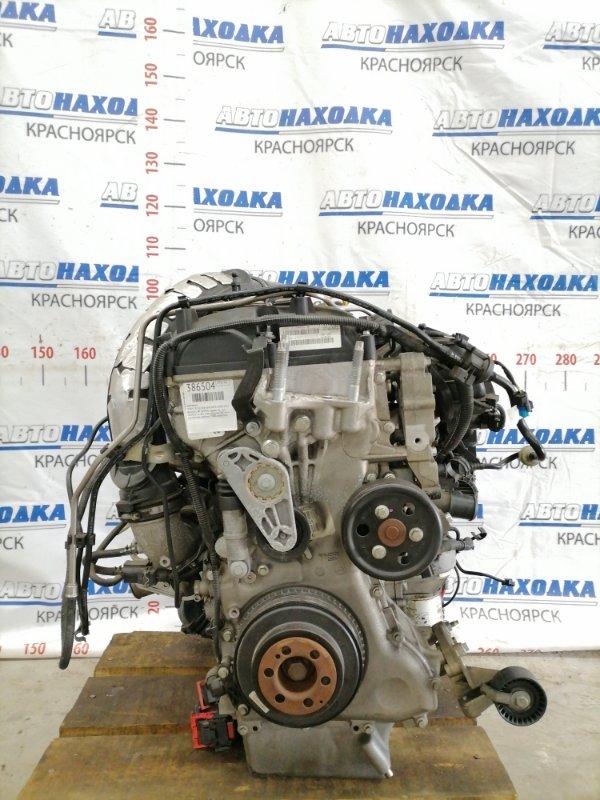 Двигатель Volvo Xc60 DZ44 B4204T6 2008 202535 B4204T6 № 202535, пробег 91 т.км. 08.2010 г.в. Без навесного. На