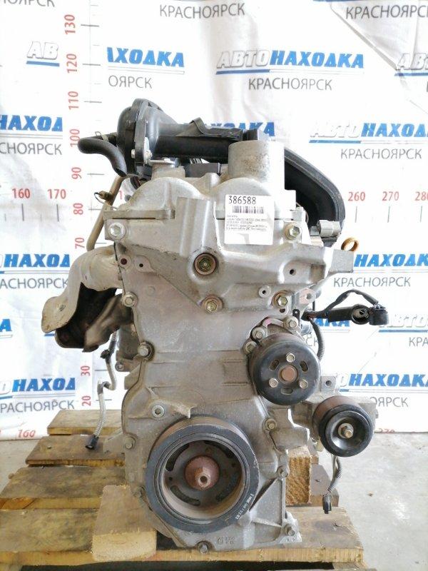 Двигатель Nissan Tiida C11 HR15DE 2004 085605C № 085605C, пробег 72 т.км. 09.2010 г.в. Есть видео работы ДВС.