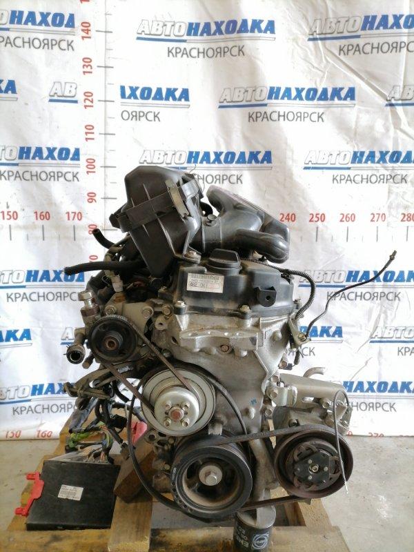 Двигатель Daihatsu Mira L275V KF-VE 2006 F633391 № F633391, пробег 40 т.км. Есть видео работы ДВС. Без