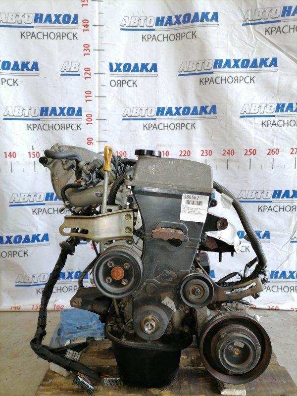 Двигатель Toyota Corolla AE109V 4A-FE 1991 M457413 № M457413, пробег 94 т.км. 4WD, 12.1998 г.в. Есть видео работы