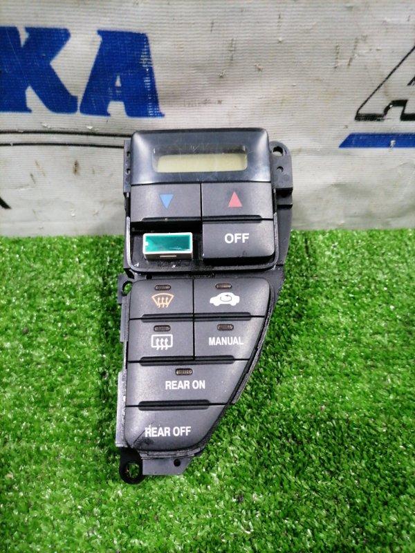 Климат-контроль Honda Odyssey RA6 F23A 1997 вертикальный, дефект кнопки AUTO.
