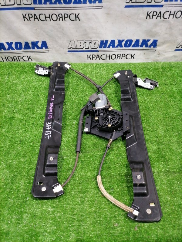 Стеклоподъемник Ford Explorer U152 COLOGNE V6 2001 передний левый 1L24-14A366-AC Передний левый, 2 контакта