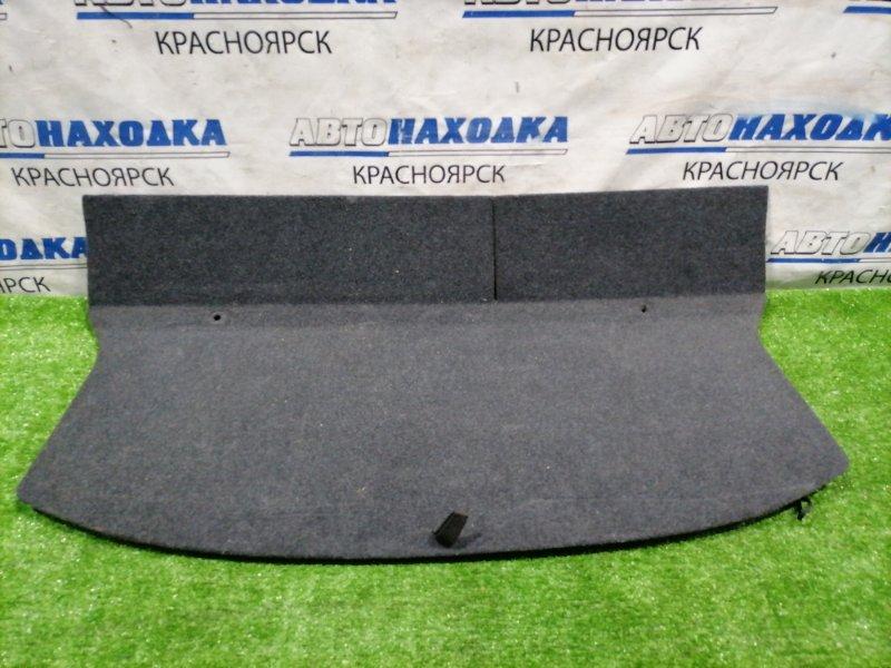 Пол багажника Suzuki Splash XB32S K12B 2008 задний 75130-51K00 Жесткий, складной, в ХТС.