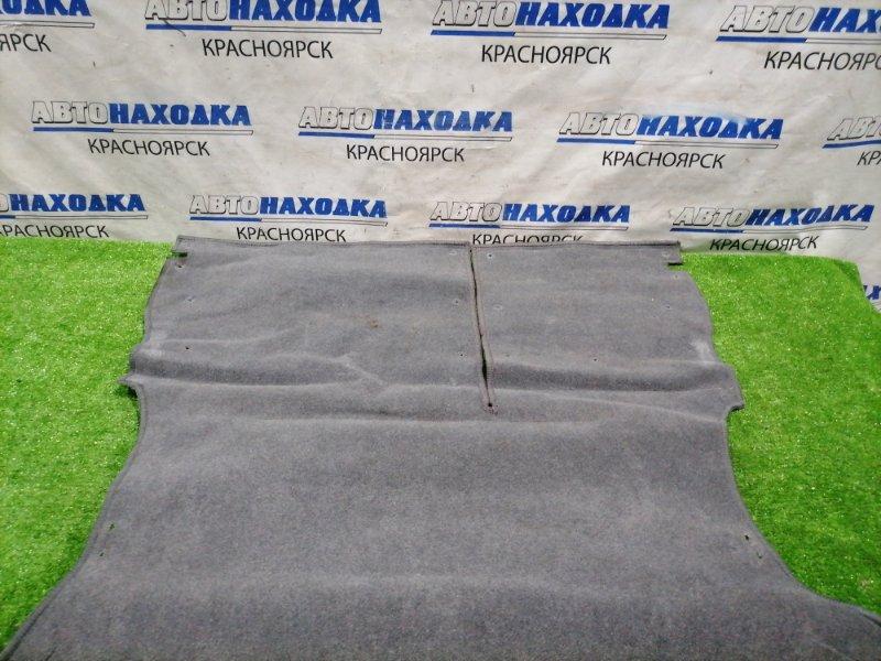 Пол багажника Honda Orthia EL2 B20B 1996 Штатное ковровое покрытие+ фанера в багажник, в ХТС.