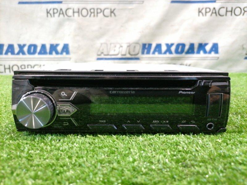 Магнитола Toyota Avensis AZT250 1AZ-FSE 2006 DEH-4300 PIONEER CARROZZERIA DEH-4300, 1DIN, FM/ MP3/ USB, с фишками