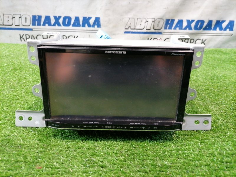 Магнитола Mazda Demio DE3FS ZJ-VE 2007 AVIC-MRZ77 Pioneer Carrozzeria AVIC-MRZ77. CD, MP3, DVD, USB, AUX, SD, Bluetooth, TV, NAVi. С