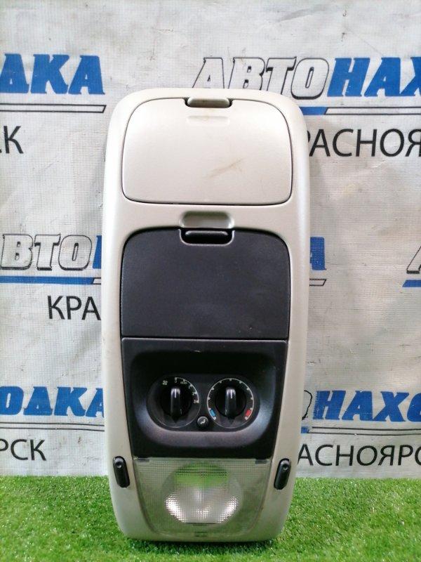 Плафон салона Ford Explorer U152 COLOGNE V6 2001 потолочный плафон, с управлением отопителем, с