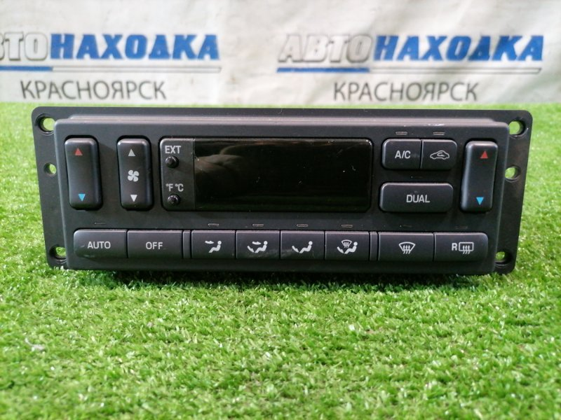 Климат-контроль Ford Explorer U152 COLOGNE V6 2001 2L24-18C612-AA электронный