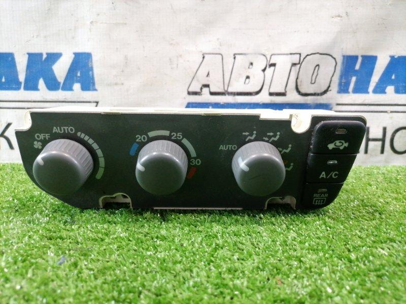 Климат-контроль Honda Cr-V RD1 B20B 1995 электронный