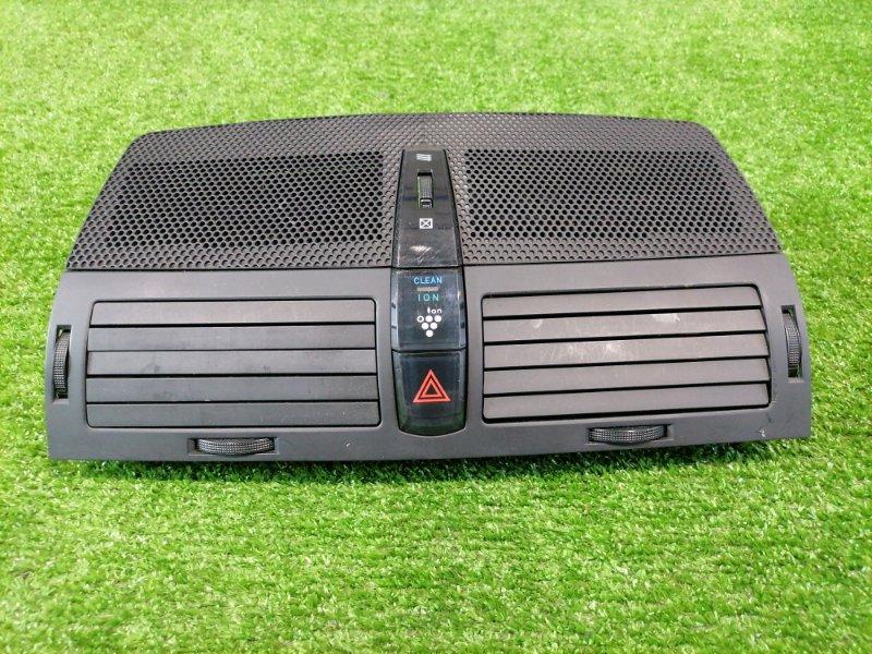 Воздуховод Toyota Mark X GRX120 4GR-FSE 2006 с центральной консоли, с кнопками аварийки и