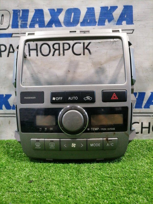 Климат-контроль Toyota Ipsum ACM21W 2AZ-FE 2001 55900-44200 Дорестайлинг (1 мод.). с кнопкой аварийки.