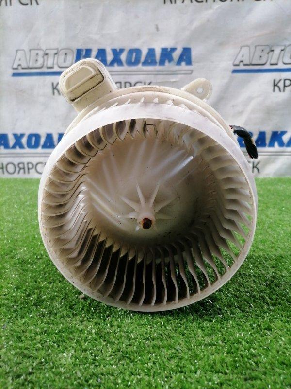 Мотор печки Toyota Mark X GRX120 4GR-FSE 2004 272600-0322 со встроенным реостатом, 3 контакта.