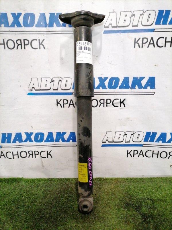 Амортизатор Volvo Xc60 DZ44 B4204T6 2008 задний 31277782 Задний.