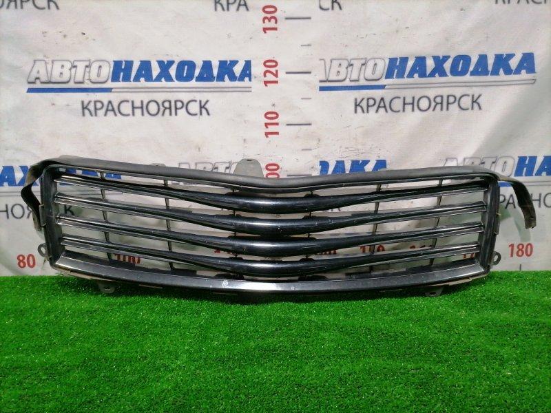 Решетка радиатора Toyota Mark X Zio ANA10 2AZ-FE 2007 передняя 53111-72030