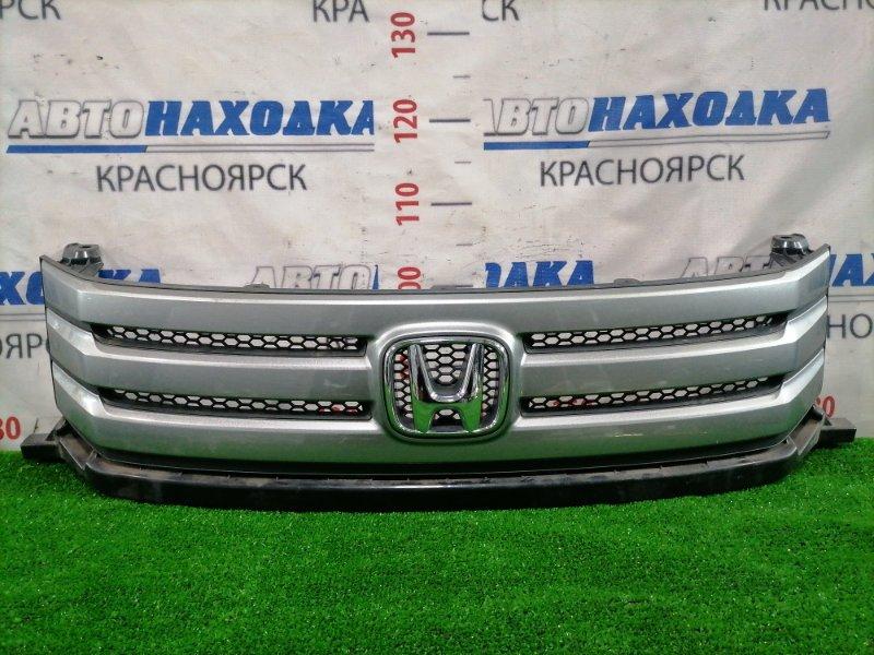 Решетка радиатора Honda Freed Spike GB3 L15A 2008 передняя 71121-SFM-003 1 и 2 модель.