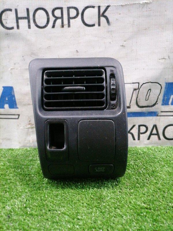 Дефлектор Toyota Corolla AE109V 4A-FE 1991 передний правый правый дефлектор печки, с кнопкой DIFF AUTO