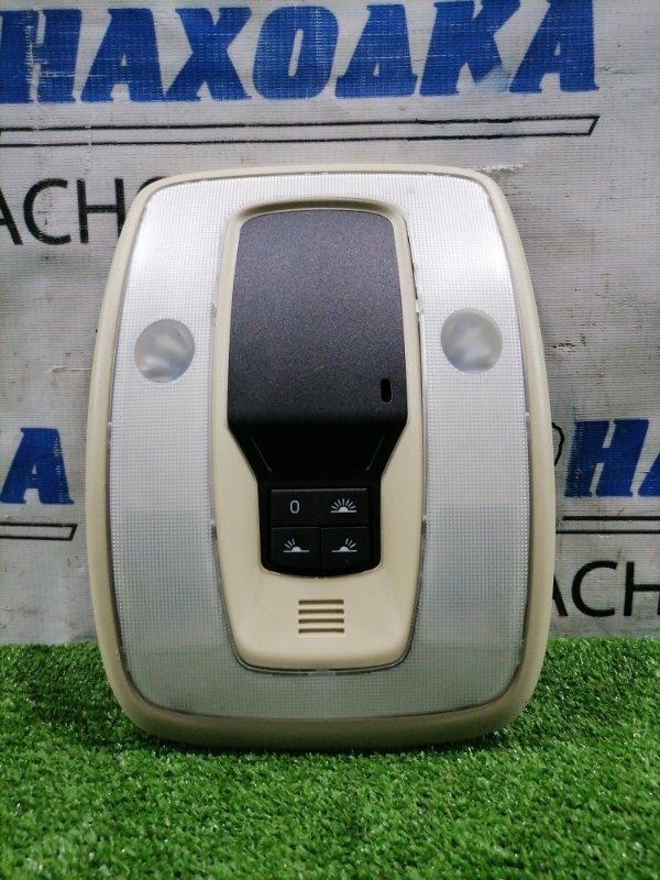 Плафон салона Volvo Xc60 DZ44 B4204T6 2008 передний передний