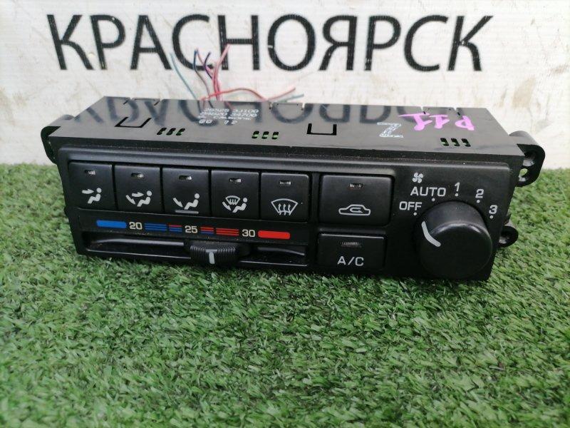 Климат-контроль Nissan Primera P11 SR18DE 1995 Электронный, с фишками