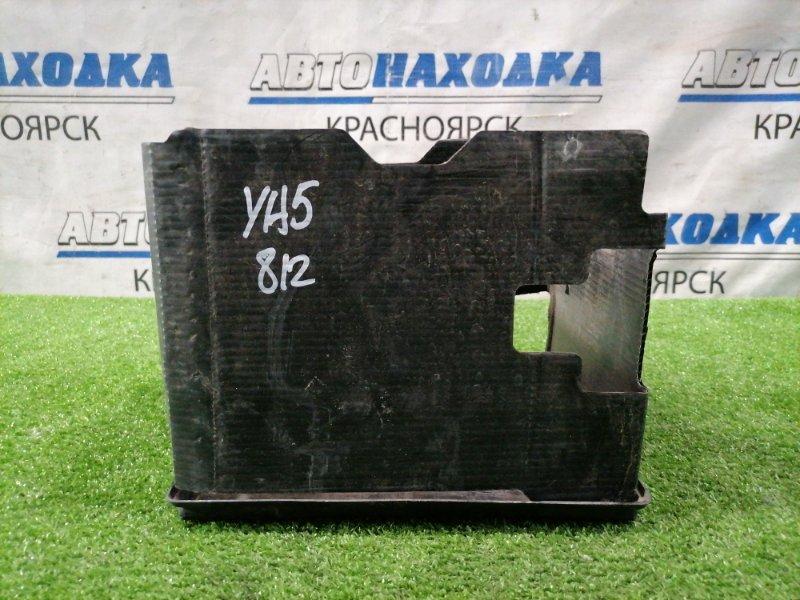 Крепление аккумулятора Subaru Exiga YA5 EJ20 2008 площадка под широкую АКБ пластиковая с