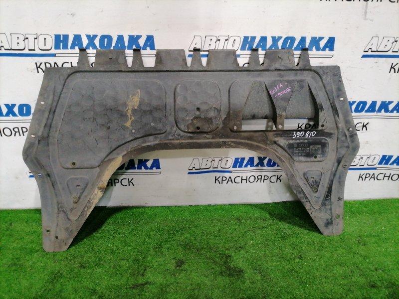 Защита двс Volkswagen Golf 5K1 CAXA 2008 передняя нижняя Центральная. Хэтчбек. GOLF VI.