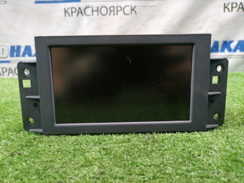 Монитор Volvo Xc60 DZ44 B4204T6 2008 31282668 Информационный дисплей с центральной панели.