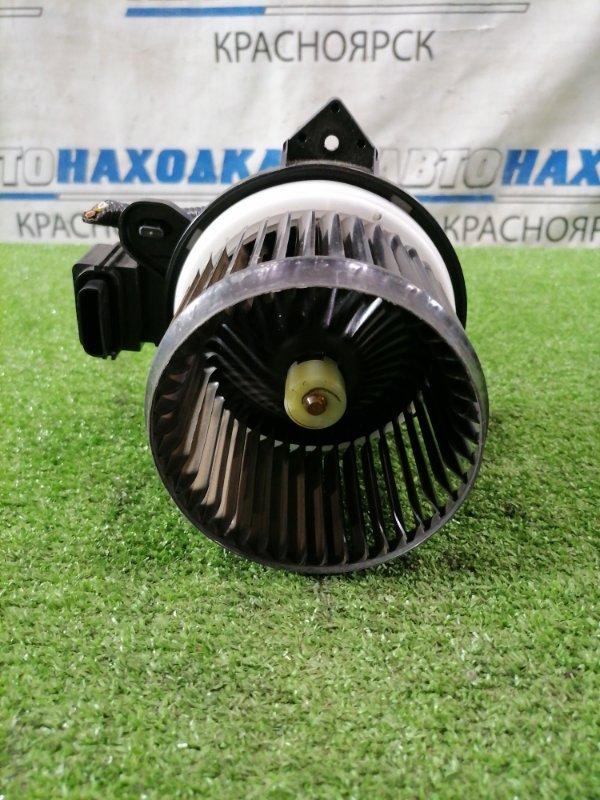 Мотор печки Suzuki Wagon R MH34S R06A 2012 2 контакта