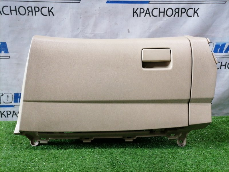 Бардачок Toyota Mark X GRX121 3GR-FSE 2006 передний левый основной (пассажирский). Есть потертости.