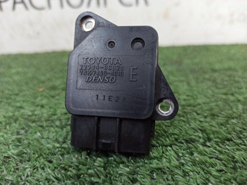Датчик расхода воздуха Toyota Premio ZZT240 1ZZ-FE 2001 5 контактов