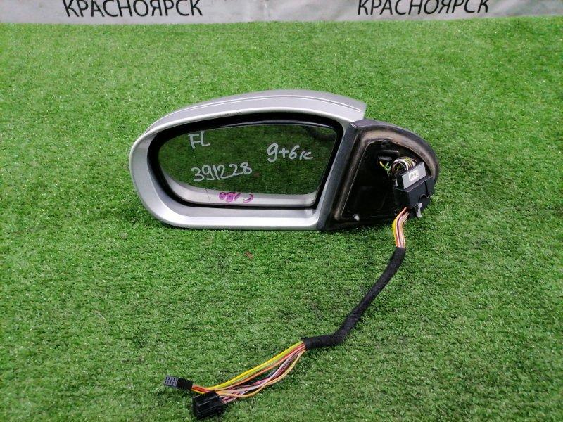 Зеркало Mercedes-Benz C180 203.042 M271E18 2000 переднее левое левое, 9+6 контактов, с повторителем. Есть