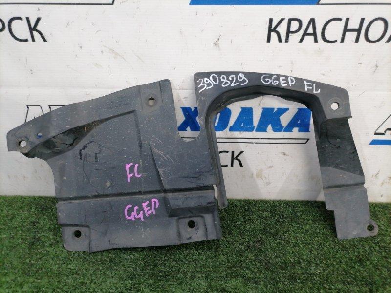 Защита двс Mazda Atenza GGEP LF-DE 2002 передняя левая Левая, боковая