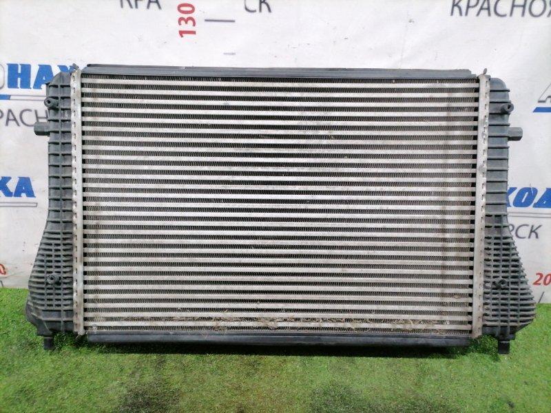 Радиатор интеркулера Volkswagen Golf 1K1 BLR 2003