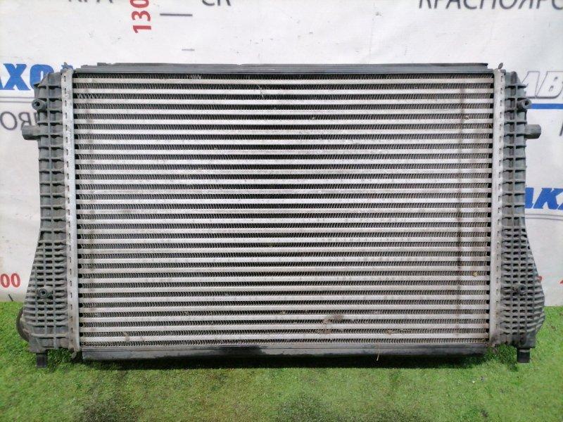 Радиатор интеркулера Volkswagen Golf 1K1 BLF 2003 GOLF V
