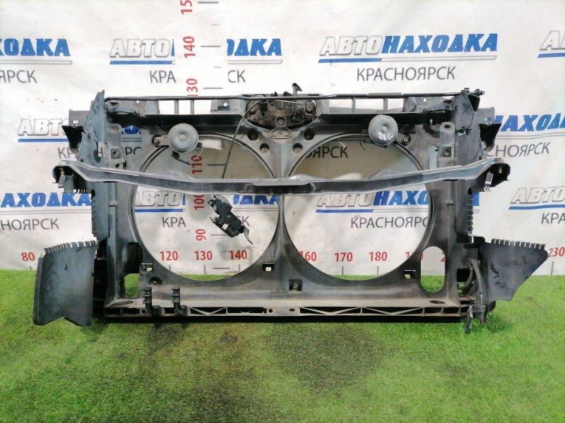 Рамка радиатора Nissan Teana J32 VQ25DE 2008 Пластиковая, с замком, тросиком, упором капота,
