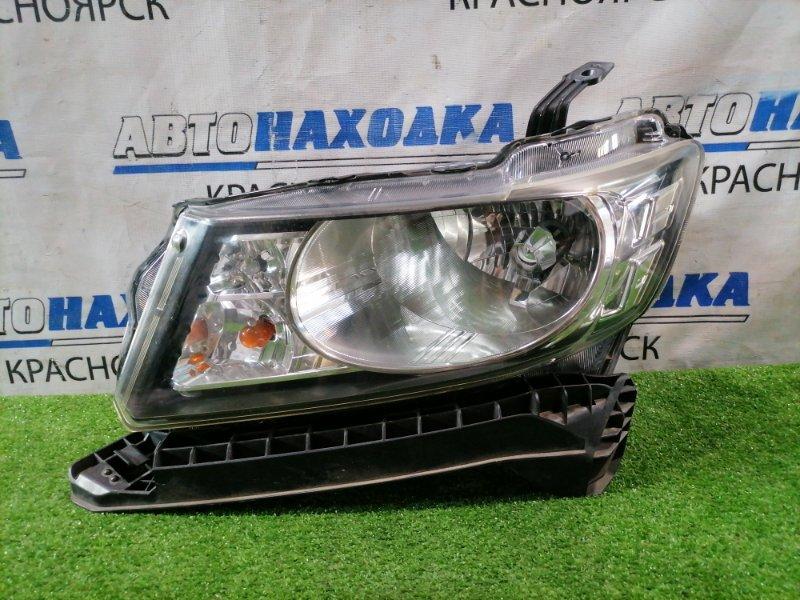 Фара Honda Freed Spike GB3 L15A 2011 передняя левая 100-22068 Левая, ксенон в сборе, с корректором, с