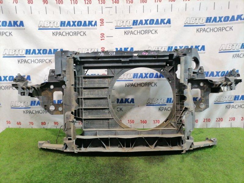 Рамка радиатора Mini Countryman R60 N14B16A 2010 передняя Пластиковая. С замком капота.