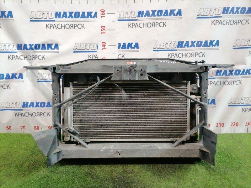 Рамка радиатора Mazda Atenza GG3S L3-VE 2005 Пластиковая, в сборе с радиаторами (основной 2 мод),