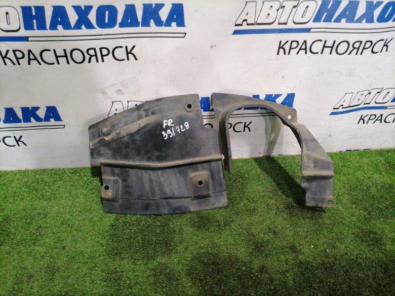 Защита двс Mazda Atenza GG3S L3-VE 2002 передняя правая Передняя правая боковая.