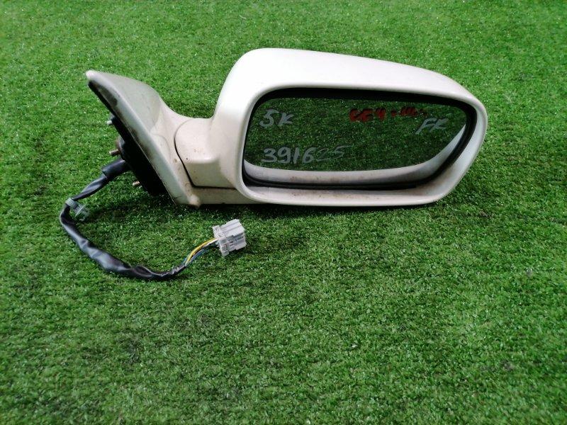 Зеркало Honda Accord CF4 F20B 1997 переднее правое Правое, 5 контактов, есть потертости под