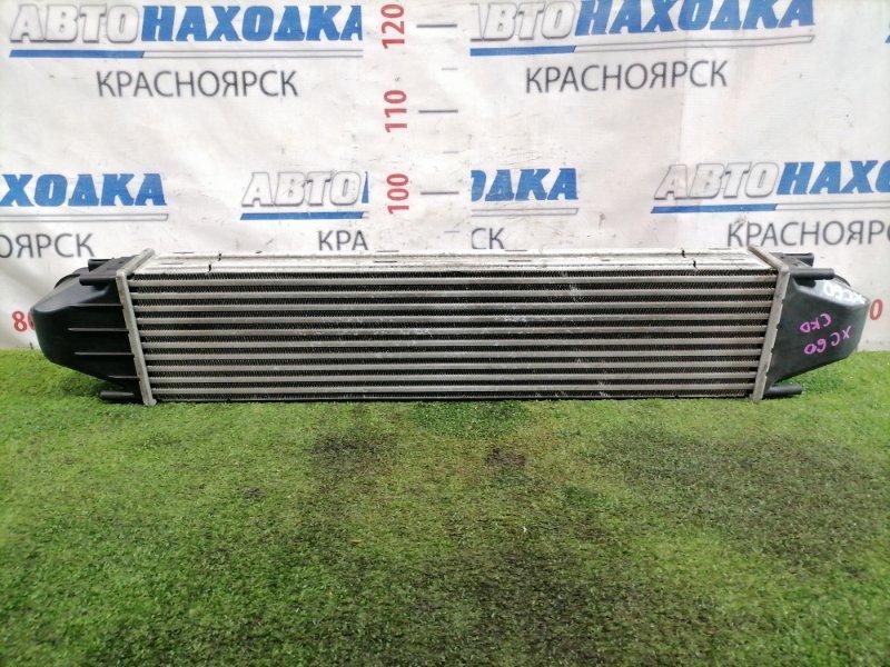 Радиатор интеркулера Volvo Xc60 DZ44 B4204T6 2008 С датчиком.