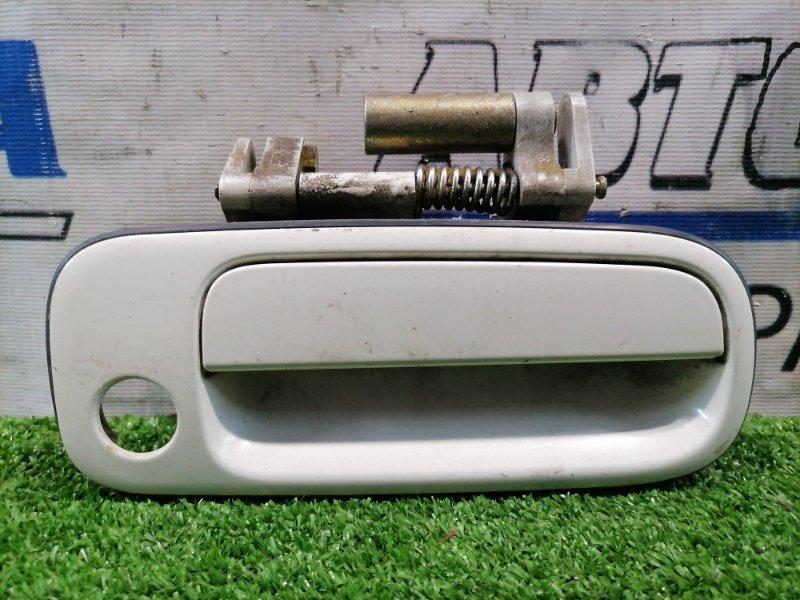 Ручка внешняя Toyota Chaser GX100 1G-FE 1996 передняя правая передняя правая.
