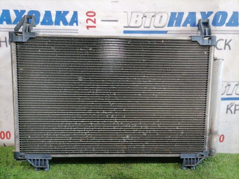 Радиатор кондиционера Toyota Ractis NCP120 1NR-FE 2010