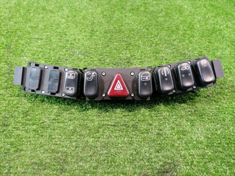 Кнопки в салон Mercedes-Benz S320 220.065 112.944 1998 блок кнопок с центр консоли (на шторку, задние
