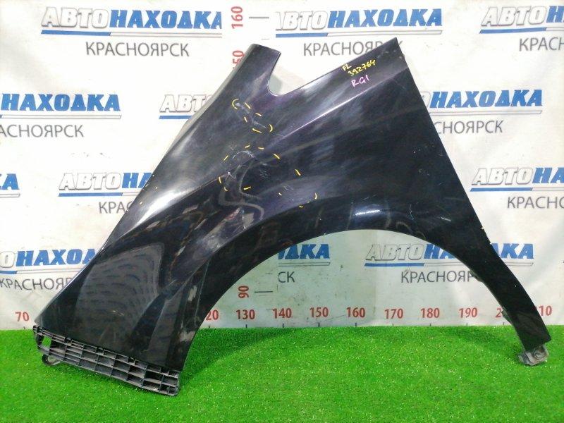 Крыло Honda Stepwgn RG1 K20A 2005 переднее левое Переднее левое. С клипсой. Не под повторитель.