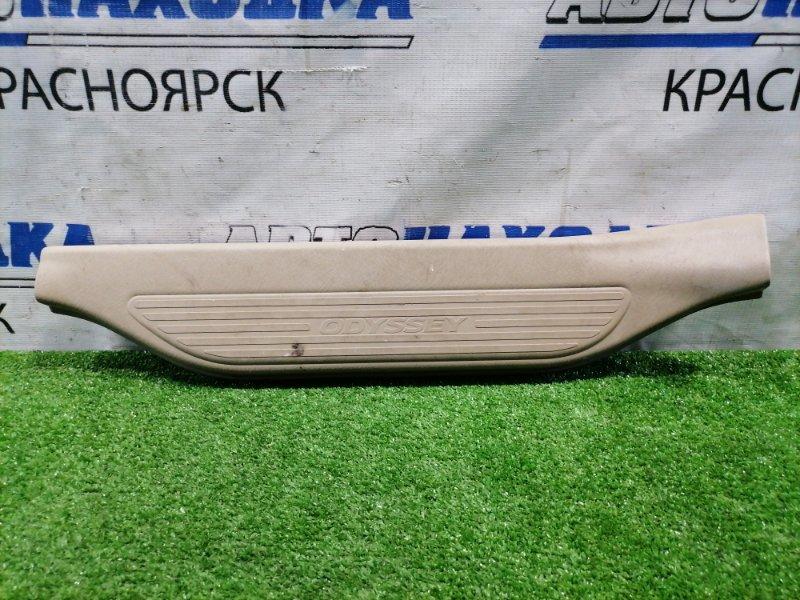 Накладка на порог Honda Odyssey RA6 F23A 1999 задняя левая Задняя левая, внутренняя