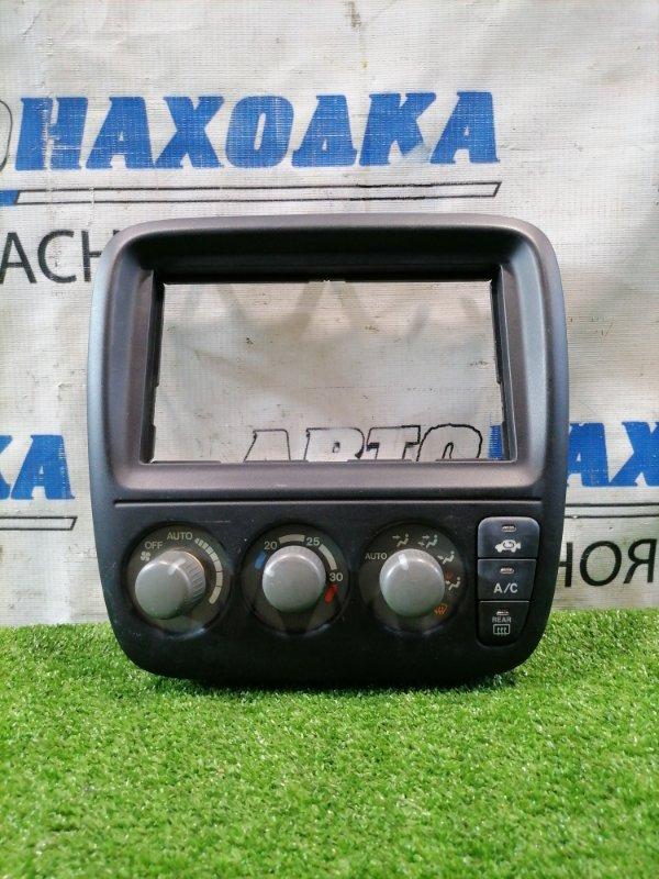 Климат-контроль Honda Cr-V RD1 B20B 1995 В сборе с консолью под магнитолу, с фишками